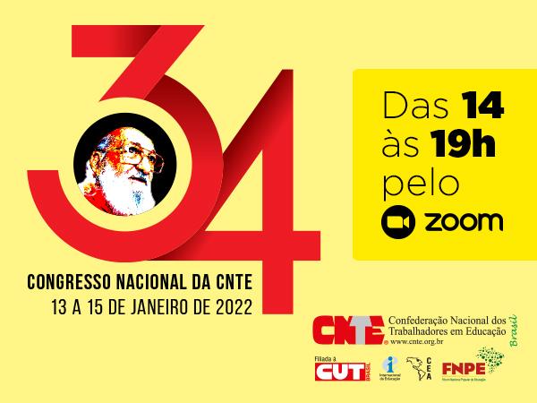 34 congresso da cnte materia site