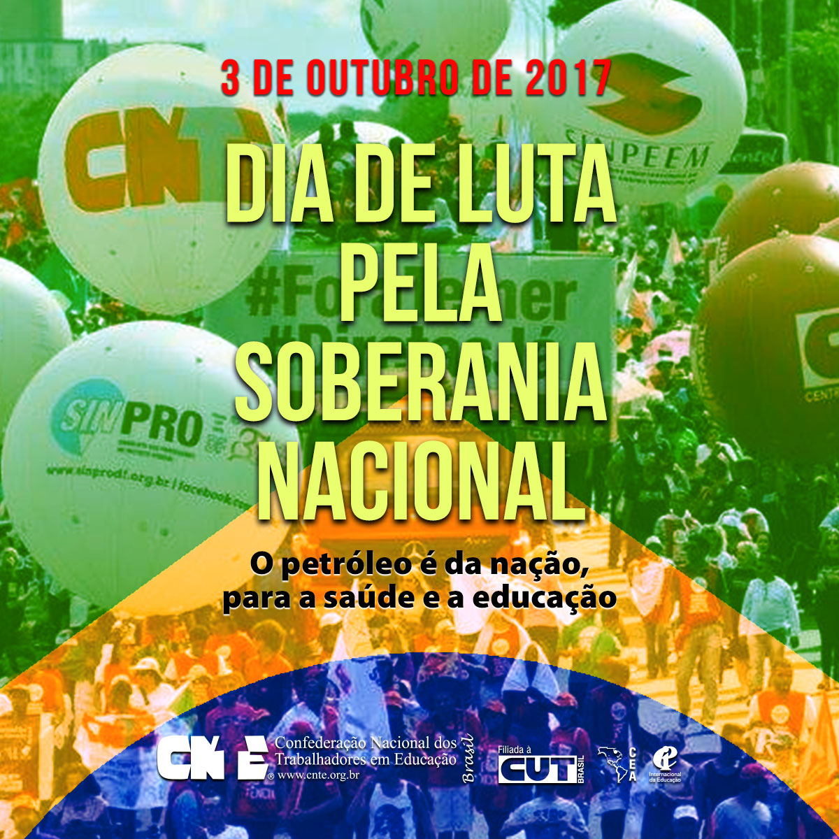 cnte soberania facebook post