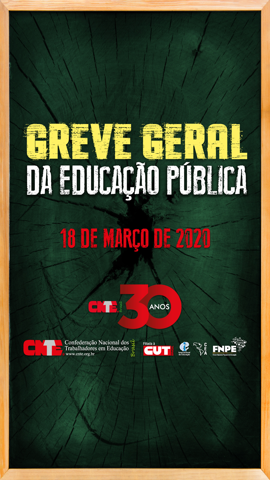 greve geral educacao publica post whatsapp