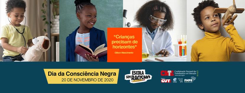 consciencia negra 2020 capa facebook